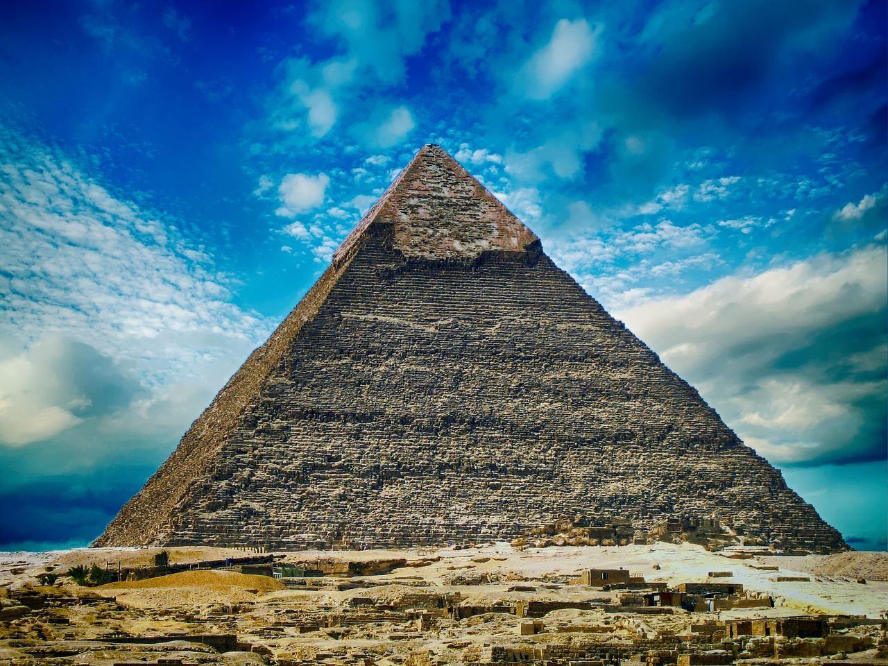 Пирамида Хеопса, туры в Египет