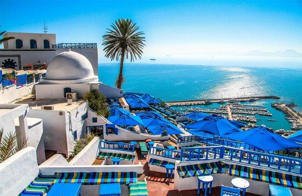 Курорты Туниса - фото